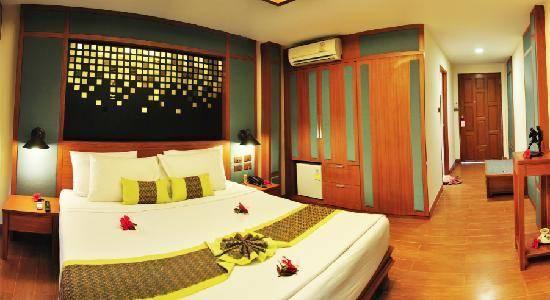 Nội thất bên trong PP Erawan Palms Resort Koh Phi Phi