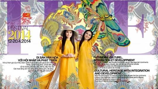Poster Festival Huế