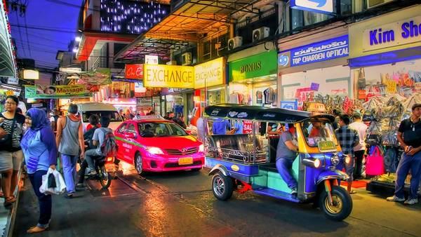 Pratunam, Bangkok, Thái Lan