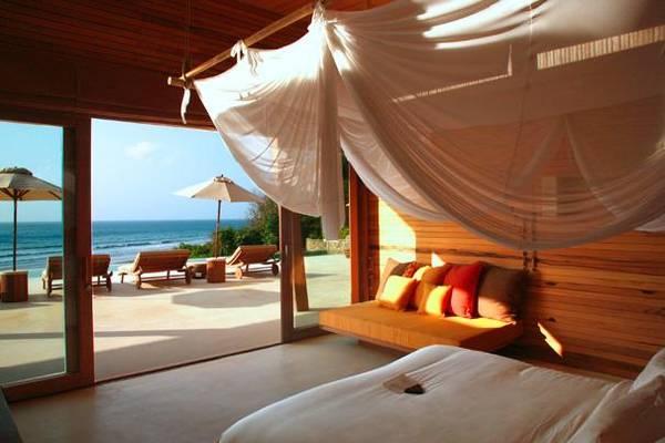 Nội thất  Khu nghỉ dưỡng Six Senses Côn Đảo tạo cảm giác dễ chịu