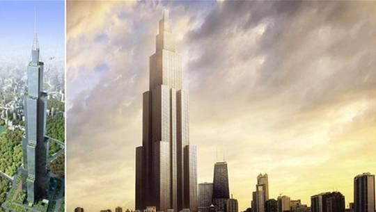 Trung Quốc khởi công xây dựng tòa nhà cao nhất thế giới