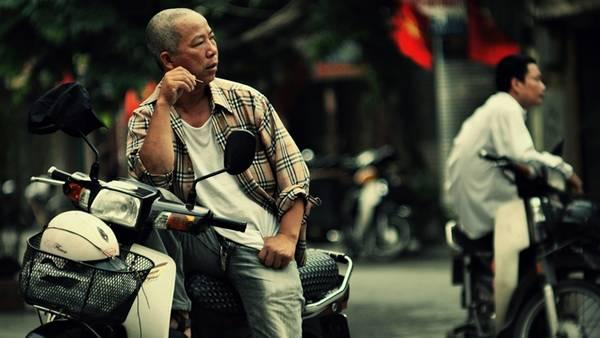 Xe ôm Việt Nam