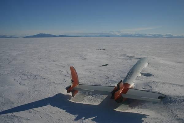 Pegasus, McMurdo Sound, Nam Cực