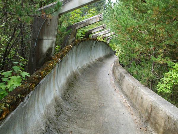 Đường trượt băng Thế vận hội mùa đông nằm 1984, Sarajevo