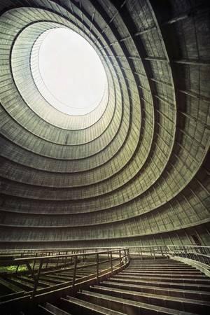 Tháp làm mát của nhà máy điện, Hà Lan