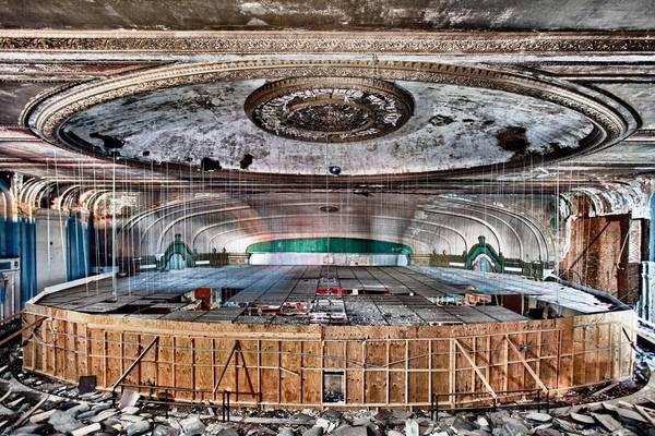 Nhà hát Lawndale, Chicago, Mỹ