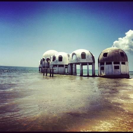Những ngôi nhà mái vòm, Tây Nam Florida