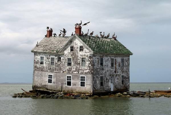 Đảo Hà Lan, vịnh Chesapeake, Maryland, Mỹ