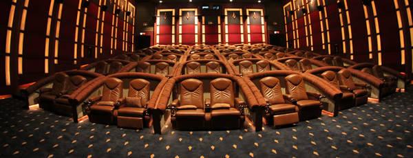 Bangkok Airways Blue Ribbon Screen, Paragon CinemaBangkok Airways Blue Ribbon Screen, Paragon Cinema