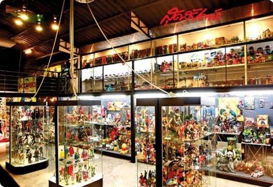 Bảo tàng đồ chơi Batcat