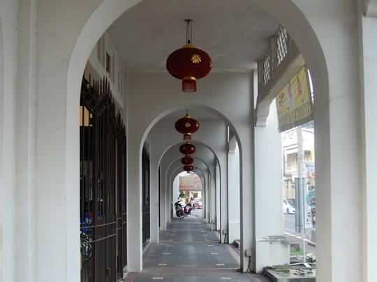 Phổ cổ ở Phuket