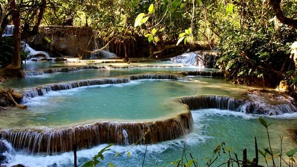 Du lịch Lào - Luang Prabang