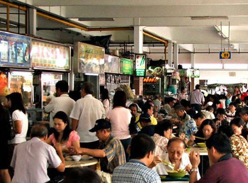 Ẩm thực độc đáo ở Singapore