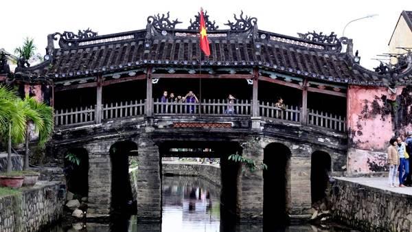 Chùa Cầu Hội An, nơi kết nối 2 nền văn hóa Việt - Nhật