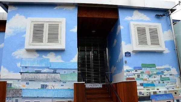 Gamcheon: Thành phố nghệ thuật nhất châu Á