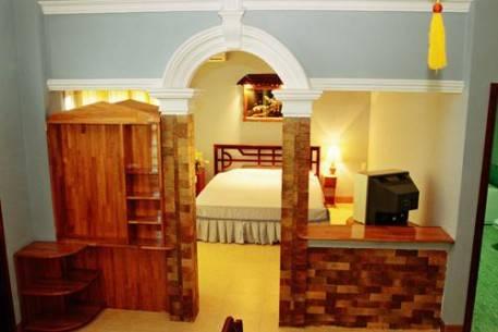 Nội thất phòng khách sạn Cà Ty Phan Thiết