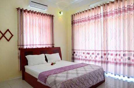 Nội thất phòng khách sạn Hải An, Côn Đảo