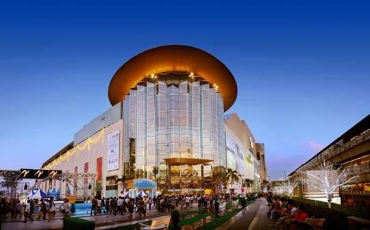 Khu mua sắm Siam Paragon ở Bangkok, Thái Lan