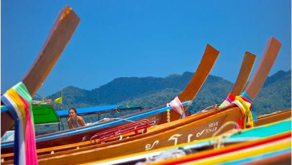 Đảo Koh Lipe, Thái Lan