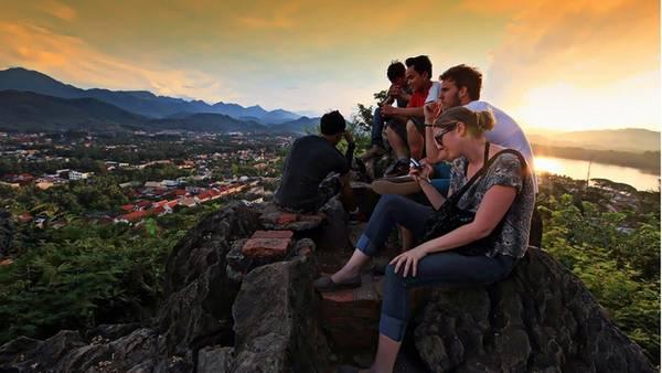 Du lịch khám phá Luang Prabang, Lào