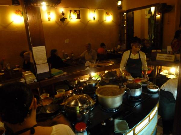 Nhà hàng Morning-glory