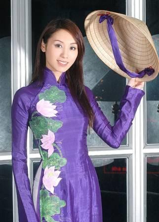 Diễn viên Hồng Kông Quách Khả Doanh trông chẳng khác gì thiếu nữ Việt.
