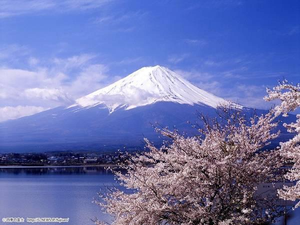 Núi Phú Sĩ, niềm tự hào của nước Nhật