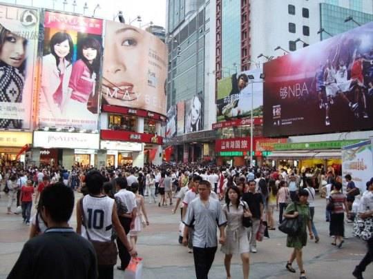 Dạo chợ Quảng Châu