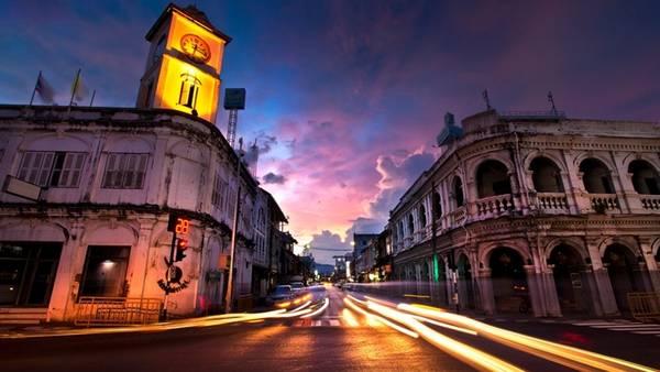 Phố cổ Phuket