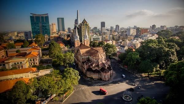 Sài Gòn - Thành phố Hồ Chí Minh - TPHCM
