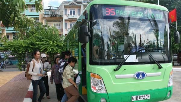 Hành khách sẽ được sử dụng wifi miễn phí khi đi xe buýt trong thời gian tới.