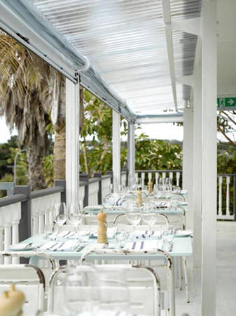 Khách sạn Oyster Inn, New Zealand
