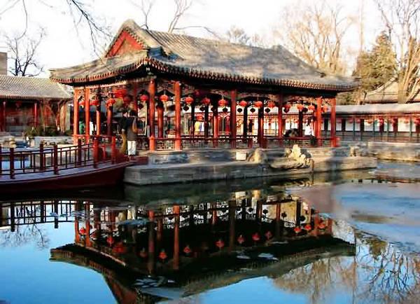 Cung Vương Phủ ở Bắc Kinh