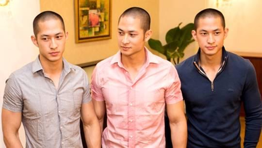 3 anh em họ Lưu