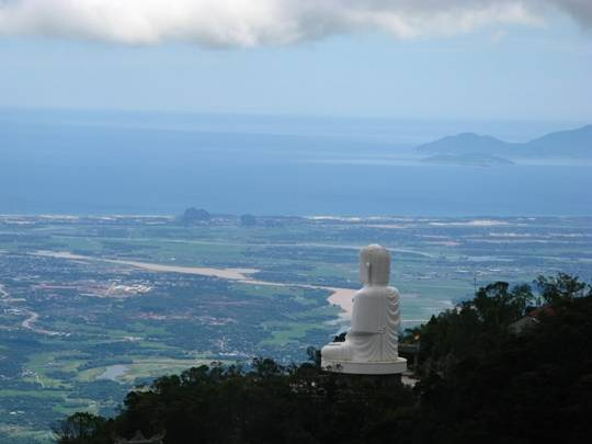 Du lịch Đà Nẵng - Trên đỉnh Bà Nà
