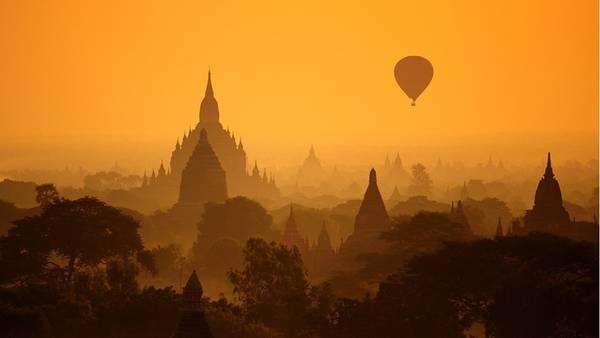 Du lịch Bagan Myanmar
