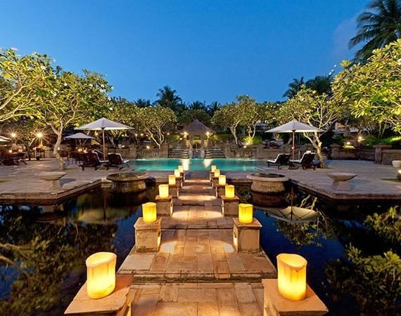 resort Pan Pacific Nirwana Bali - nơi nghỉ dưỡng của các người đẹp tham dự Miss World 2013