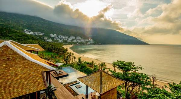Ảnh: Intercontinental Danang Sun Peninsula Resort
