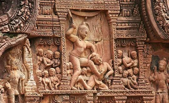 Đền Banteay Srei