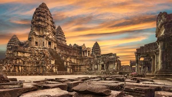 Đền Campuchia
