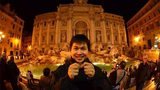Hành trình du lịch châu Âu của chàng trai 23 tuổi