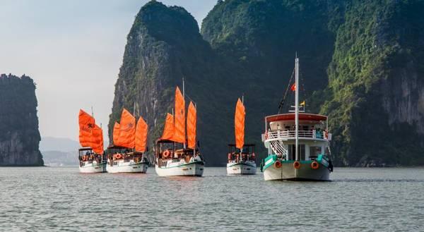 Diễn đàn rao vặt: Vi vu Ha long trên du thuyền 3 sao Du-thuyen-LAzalee-ivivu-9