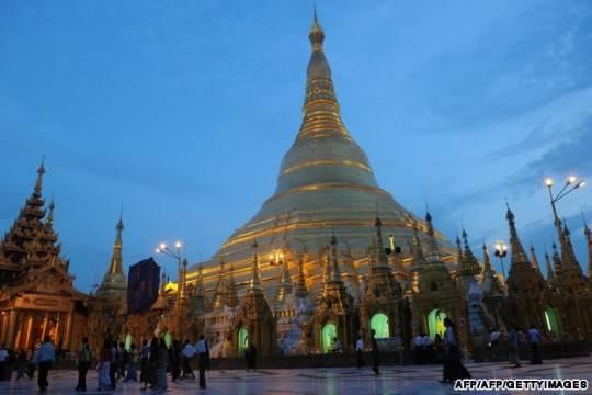 Chùa ở Myanmar