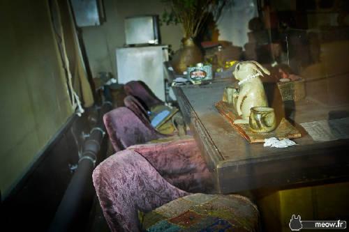 Hình ảnh một căn nhà bỏ hoang. Ảnh: totorotimes.com.