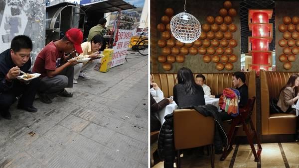Giàu nghèo ở Trung Quốc