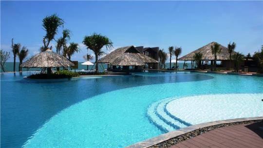 Resort ở Vũng Tàu