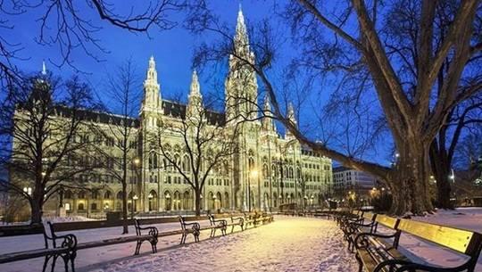 Top 1 thành phố du lịch hàng đầu châu Âu