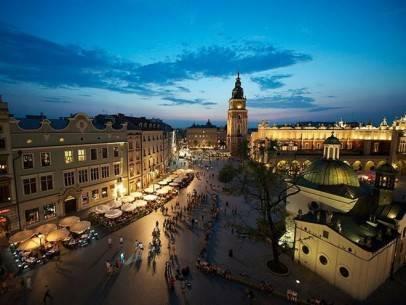 Krakow, Ba Lan