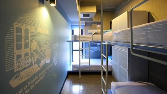 Những lưu ý khi chọn hostel