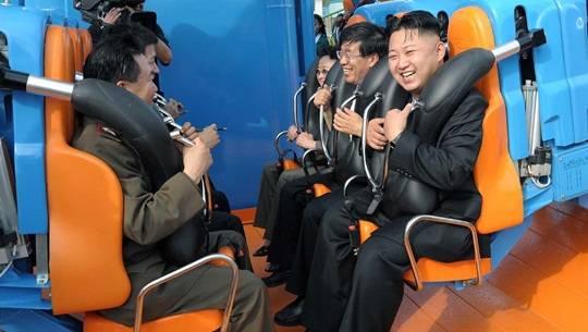 Cuộc sống vui tươi của con người Triều Tiên